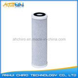 do '' filtro em caixa do bloco carbono 10 para o purificador da água