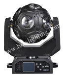 12PCS RGBW 4in1 LED Cosmopix移動ヘッドライトまたはフットボールの効果ライト