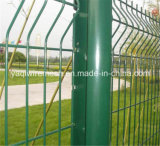 Провод Mesh Fence Galvanized/PVC Coated Made в Китае находится на Hot Sale