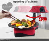 Pricenatural e Highquality non Xerox Electric Grills (ZJLY)
