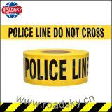 PE van de Waarschuwing van het Verkeer van de Aanleg van wegen Intrekbare Barricade Band