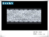 DIY 훈장 폭 15cm를 위한 최신 인기 상품 꽃 레이스 손질
