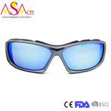Óculos de sol do PC da proteção do esporte UV400 do desenhador de moda dos homens (14365)