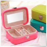 Коробка ювелирных изделий серег оптовых продаж квадратная для девушок