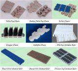 Type chaîne en plastique de catégorie comestible de 880 languettes de dessus de Tableau