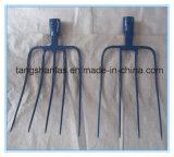 Pista de la fork de Unwelded para cultivar usando