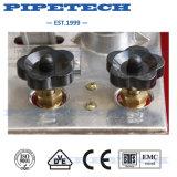 Pompe manuelle portative matérielle RP-50 d'essai hydraulique d'Alumium