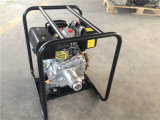 De Dieselmotor van de concrete Vibrator