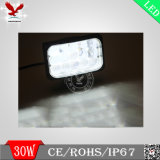barra de la lámpara del trabajo de la máquina de 45W LED para el vehículo campo a través (HCW-L4578S)