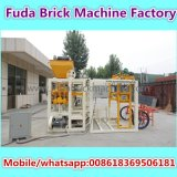 Машина блока Paver цемента технологии Германии Semi автоматическая Китая
