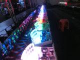 Mariposa de luz LED 10W * 2 piezas 4en1
