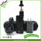 Gli S.U.A. comerciano il kit all'ingrosso del dispositivo d'avviamento della E-Sigaretta dell'atomizzatore del serbatoio di vetro del MOD della casella 30W