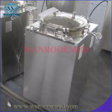 Sterilizzatore verticale dell'autoclave di pressione dell'acciaio inossidabile completamente