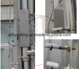 máquina de rellenar automática de peso del tambor del barril 50-300kg para el líquido