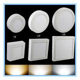 Oberfläche eingehangen ringsum 6W LED Instrumententafel-Leuchte (6With12With18With24W angeboten)