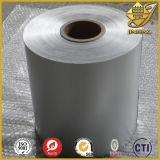 Folha de alumínio Unprinted lisa de prata