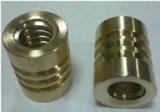 Commande numérique par ordinateur de haute précision en métal de précision de matériel d'OEM usinant les pièces de rechange automatiques