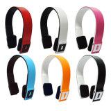 Стерео беспроволочные наушники шлемофона Bluetooth V3.0 нот для мобильного телефона