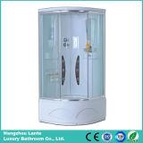 Cabina de la ducha del cuarto de baño con el vidrio Tempered de 5m m (LTS-681-A)