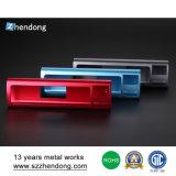 Профиль коробки электрической коробки металла алюминиевый для электронного