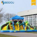 Campo da giuoco gonfiabile del parco di divertimenti del Bouncer della città gonfiabile gonfiabile di divertimento