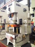 Machine ouverte de presse de pouvoir de vue de 100 tonnes C en arrière