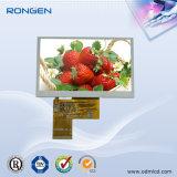 ODM LCD Vertoning LCD van 4.3 Duim het Scherm in China