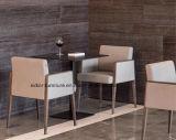 (SD-1008) Restaurante moderno do hotel que janta a cadeira de jantar de madeira da mobília