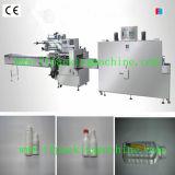 Type automatique machine à emballer de palier de nourriture de flux