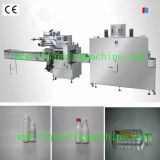 Machine à emballer complètement automatique de flux de rétrécissement de bouteille/machine emballage en papier rétrécissable