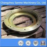 Molde de fundición de acero Eje de piezas de maquinaria de minería