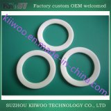 De Rubber Vlakke Pakking van het silicone met Lijm