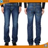Kundenspezifische Mann-Marken-Ausdehnungs-Form-Baumwolldenim-Jeans