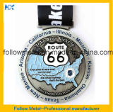 Мягкое медаль Arward металла эмали