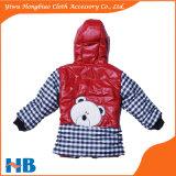 As crianças que vestem-se para o inverno caçoam o revestimento por atacado do menino