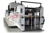 熱いナイフ(KMM-1050C)が付いている高速薄板になる機械