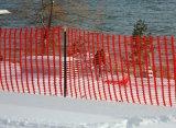 Sr-Serie HDPE orange Sicherheitszaun von 45 Metern