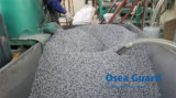 Het Waterdicht makende die Membraan van pvc in Dakwerk als Bouwmateriaal wordt gebruikt
