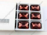 Cristal K9 por mayor fábrica China Fantasía octágono de cristal del grano flojo de piedra