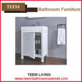 Cabinets à miroir et lavabos en verre de style moderne