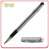 Painted promozionale Touch Screen Stylus Ballpoint Pen per il iPhone