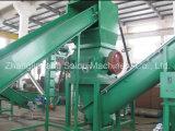 Zhangjiagangの不用なびんのHDPEの洗浄装置