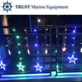 Cheap Multicolor Star Curtain LED Light String