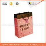 Saco de papel do presente cosmético Recyclable durável da alta qualidade para empacotar