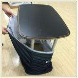Compteur en aluminium rectangulaire de tissu de salon