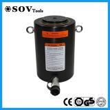 Cilindro telescópico ativo do cilindro hidráulico do Tonnage elevado único (SOV-CLSG)