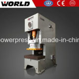 CE Approved Safe Power Press con Single Link Rod