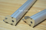 Canal/protuberancia/perfil de aluminio circulares para la cinta de la cubierta LED