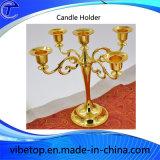 Красивейший держатель для свечи металла для торжества венчания