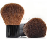 Conception Goat Hair Soft Hair Kabuki Face Brush d'Ome de qualité